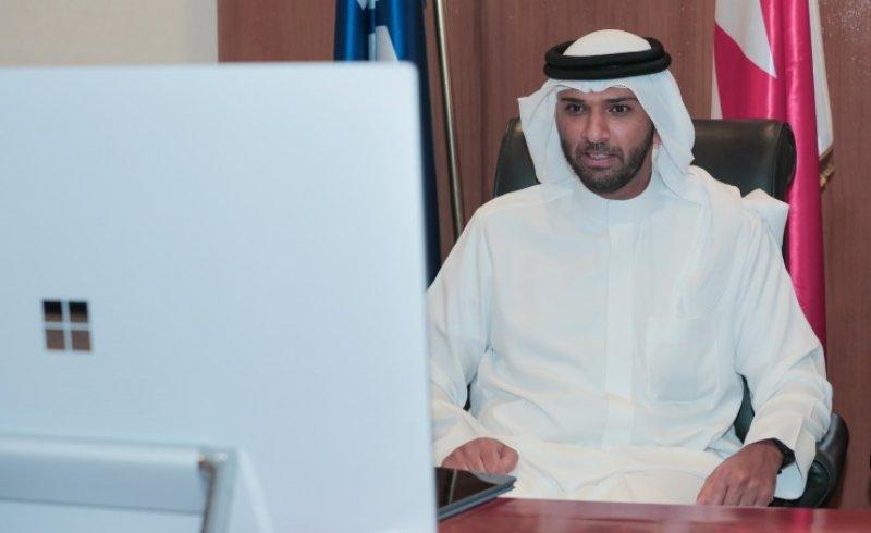 علي بن خليفة يترأس وفد البحرين في كونغرس (الفيفا) الـ 70