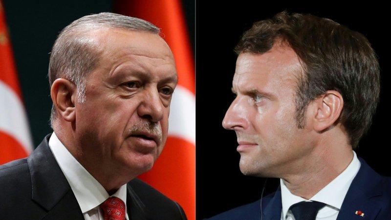 ماكرون لتركيا: فلنفتح حواراً مسؤولاً بعيداً عن السذاجة