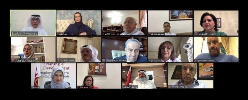 """أعضاء """"الشورى"""" يستعرضون مع """"الأعلى للمرأة"""" دور المرأة في صنع وتنفيذ القرار السياسي"""