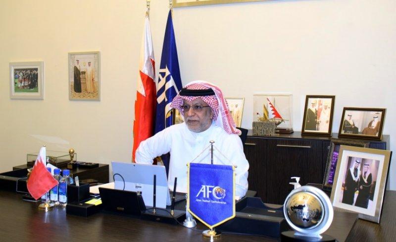 سلمان بن ابراهيم: كونغرس الفيفا جمع شمل الاسرة الكروية لمواجهة الظروف الاستثنائية