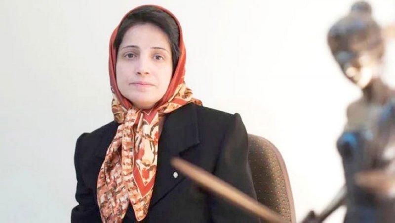 نقل إيرانية مضربة عن الطعام من السجن للمستشفى