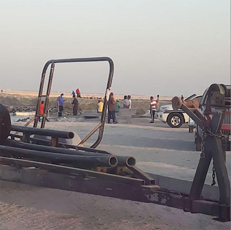 بالصورة: وفاة بحريني أثناء غوصه.. والشرطة تحقق