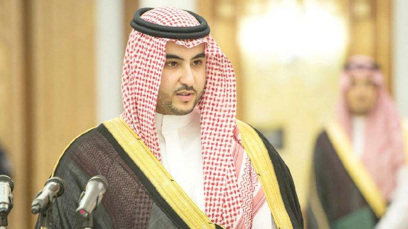 خالد بن سلمان: نتطلع لسلام دائم باليمن