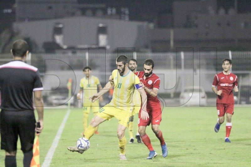 المالكية بطلا لدوري الدرجة الثانية لكرة القدم