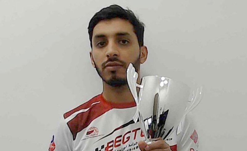 المبارك يجدد فوزه في بطولة البحرين غراند تورزمو