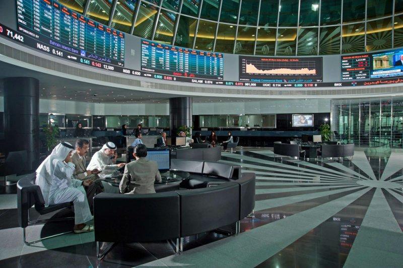 بورصة البحرين تقفل مرتفعة 8.1 نقطة
