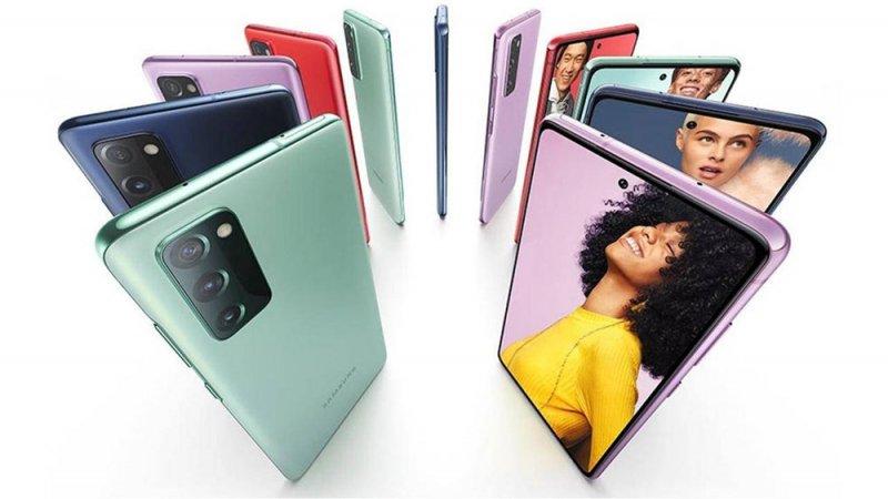 Galaxy S20 FE.. هاتف ذكي متميز من سامسونج