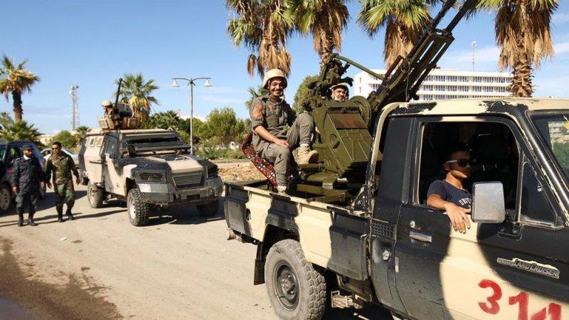 ليبيا.. توافق مبدئي بين الجيش والوفاق على نزع السلاح من سرت