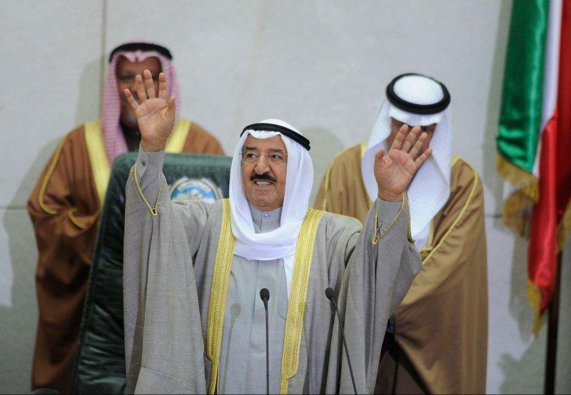 الآن: بالفيديو: وصول جثمان أمير الكويت الراحل