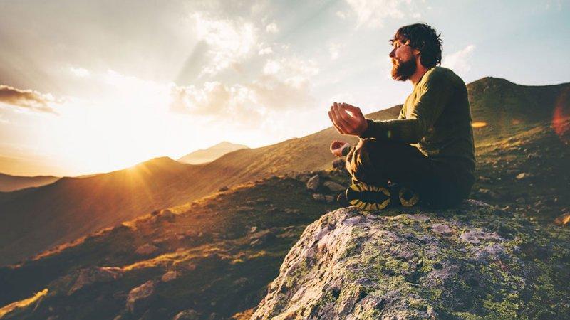 ممارسة التأمل لدقيقتين يومياً في الصباح ضرورة في الحياة
