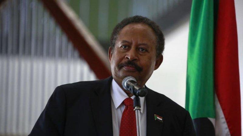 حمدوك لوفد الجنائية الدولية: السودان ملتزم بتحقيق العدالة