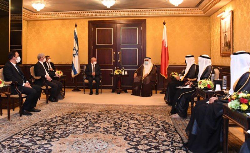 وزير الخارجية: ما تم حتى اليوم يؤسس لتعاون ثنائي مثمر بين البحرين وإسرائيل