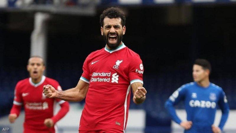 بالفيديو: ليفربول يحتفل بمحمد صلاح بطريقة مميزة
