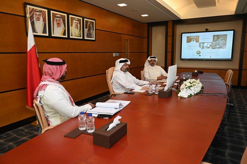 البحرين تشارك في اجتماع رؤساء دواوين المراقبة والمحاسبة بدول الخليج