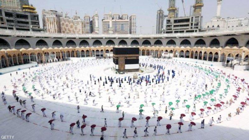 السعودية تعلن الفئة العمرية لمعتمري الخارج