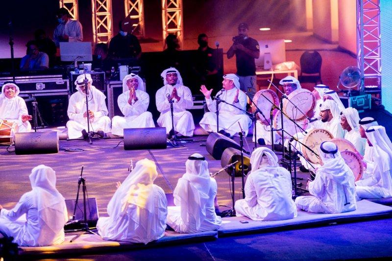 فرقة إسماعيل دواس تحيي أمسية فنون شعبية ضمن مهرجان البحرين الدوليّ للموسيقى