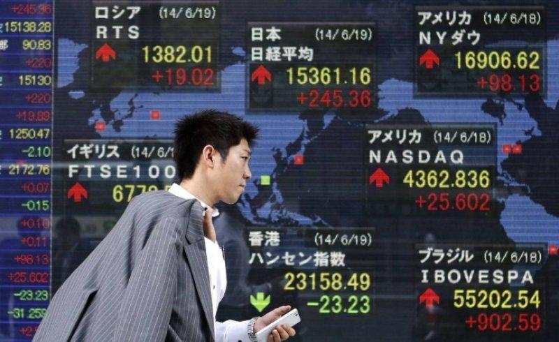 الأسهم اليابانية تلامس أعلى مستوى لها في 29 عاما