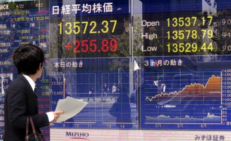 ارتفاع مؤشر نيكي في الجلسة الصباحية ببورصة طوكيو