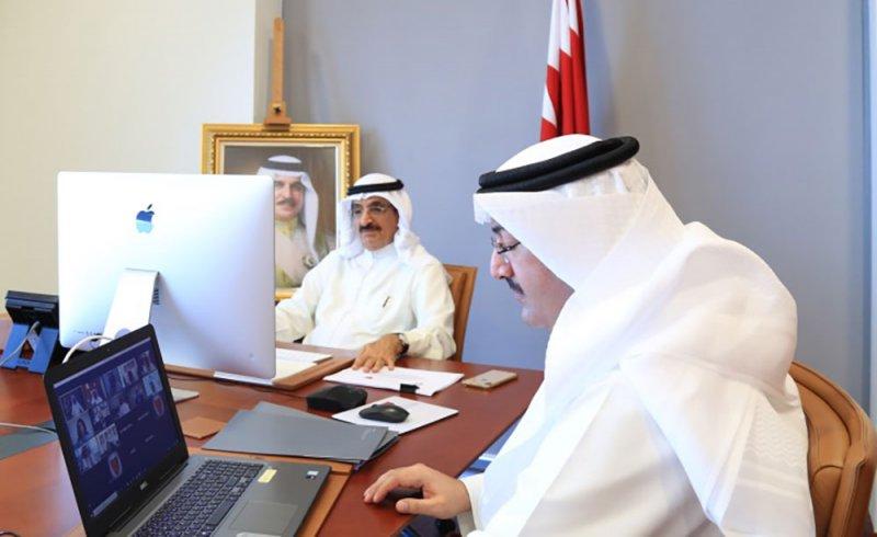 مجلس إدارة مؤسسة التنظيم العقاري يعقد اجتماعه