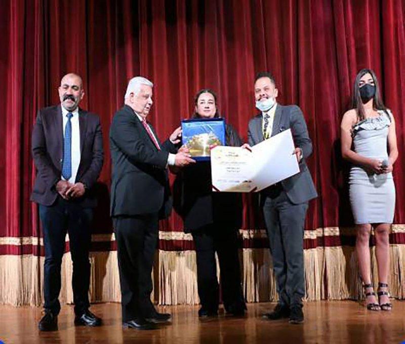 ختام مهرجان شرم الشيخ الدولي للمسرح الشبابي