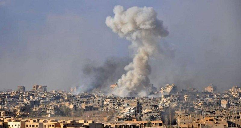 مقتل مسلحين موالين لإيران في ضربات جوية بسوريا