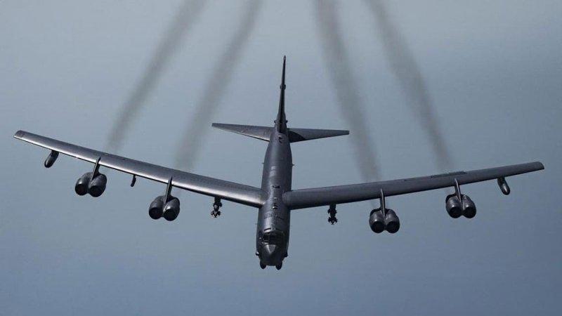"""لردع إيران.. واشنطن تنشر قاذفات """"B-52"""" في الشرق الأوسط"""