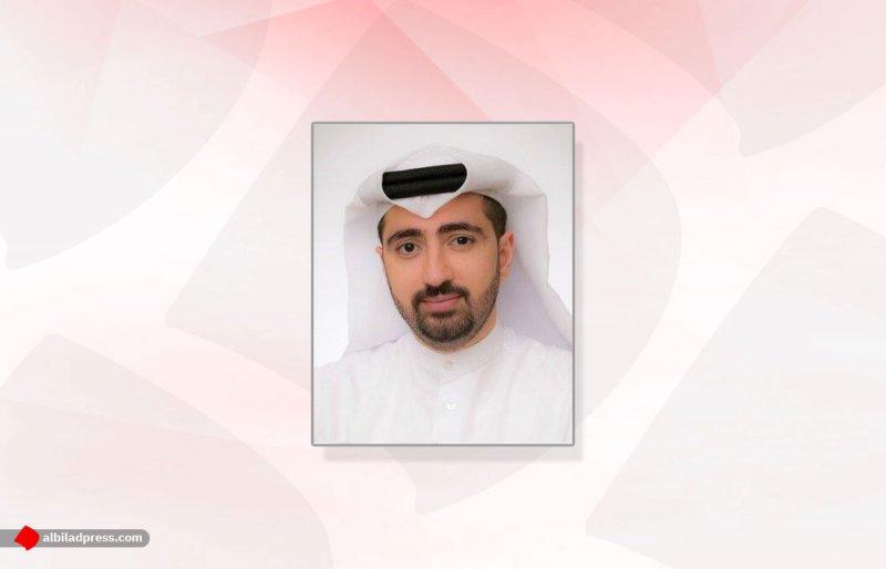 """د.عبدالله سلطان يحصل على جائزة العام 2020 """"كأفضل قائد شاب"""""""