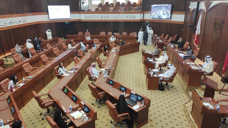 انطلاق فعاليات جلسة محاكاة برلمان الشباب