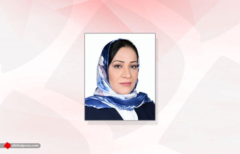 البحرينية أثبتت كفاءتها في مجال العمل الدبلوماسي