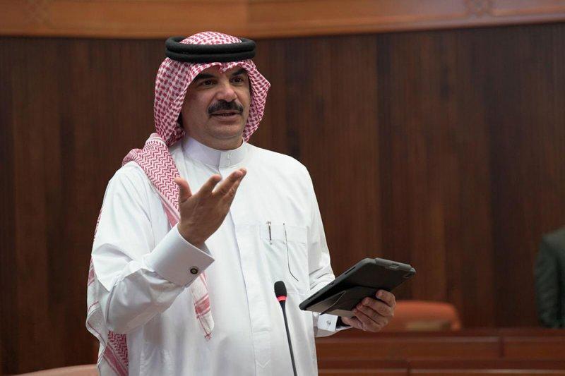 البوعينين: أراضي ومياه البحرين الإقليمية غير قابلة للتفريط فيها أو المساومة عليها بأي صورة وتحت أي ظرف