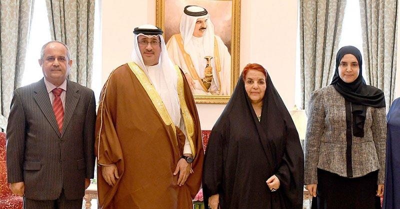 إبراهيم جناحي: التأكيد على أهمية تظافر الجهود الوطنية التي تقدم المبادرات والفرص لتوظيف الطاقة الإبداعية للمرأة البحرينية