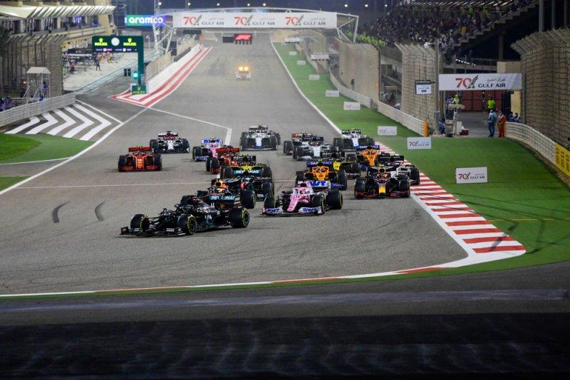 حلبة البحرين الدولية تستعد لانطلاق جائزة رولكس الصخير الكبرى للفورمولا وان 2020