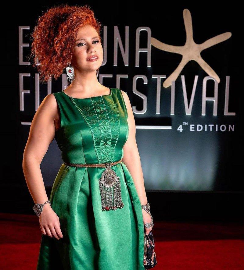 لينا شاماميان في القاهرة السينمائي