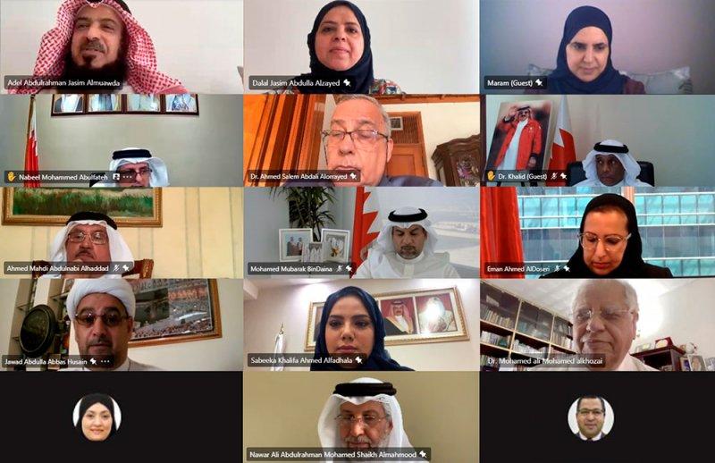 """""""تشريعية الشورى"""" تبحث مع مسؤولي 4 جهات رسمية تحديات ومعوقات تحقيق الأمن الغذائي في البحرين"""