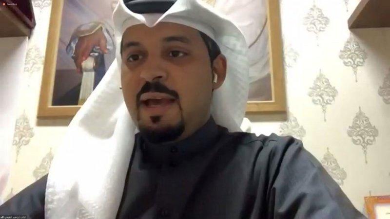 النفيعي: مشروع اسكاني في دائرتي يؤمل أن يكون له نصيب من برنامج التنمية الخليجي