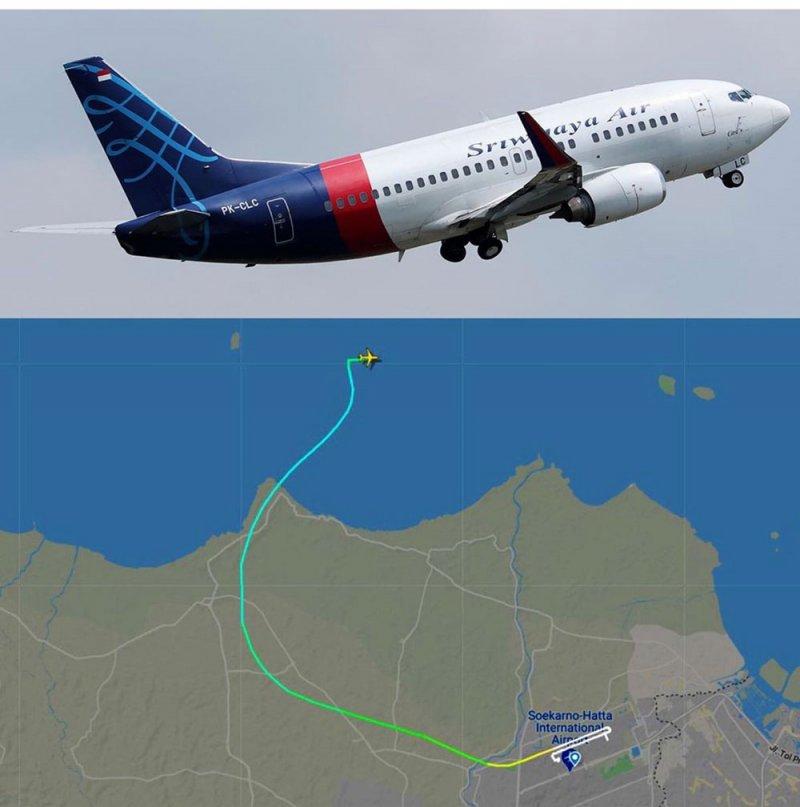 فقدان طائرة إندونيسية بعد إقلاعها من جاكرتا.. على متنها أكثر من 50 شخصا