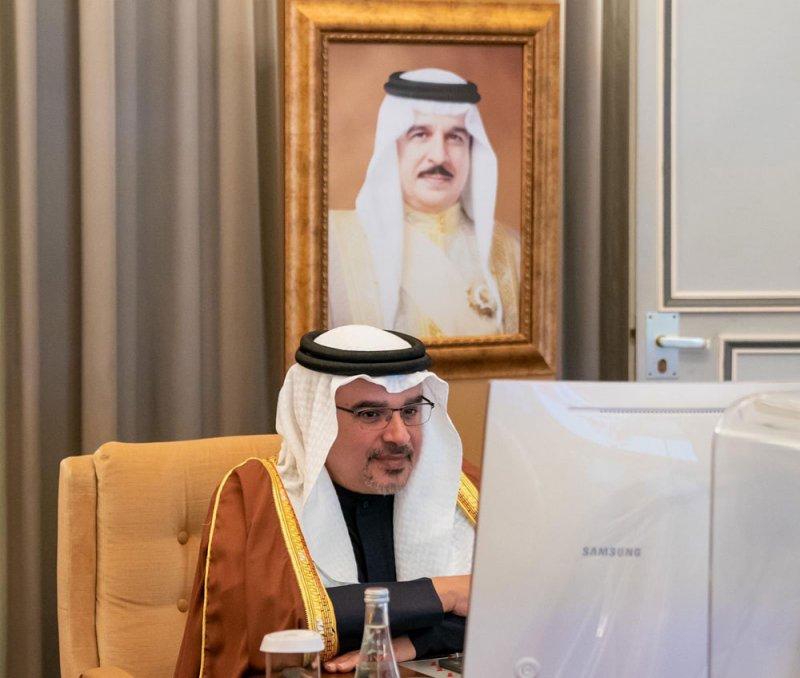 سمو ولي العهد رئيس مجلس الوزراء يترأس جلسة مجلس الوزراء