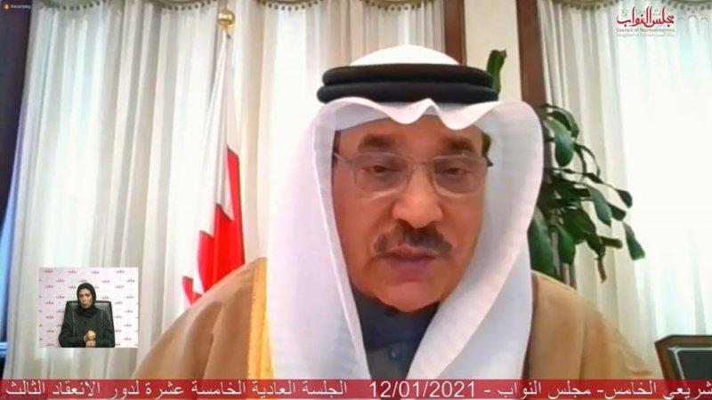 """بالفيديو: وزير العمل: """"أنا مو فاهم ليش انفعال وصراخ عبدالنبي سلمان؟"""""""
