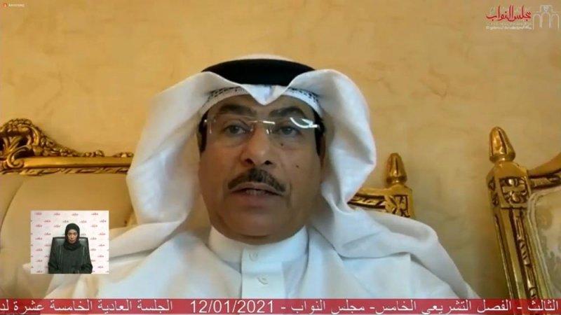 الدوسري: البحريني أثبت نجاحه في إدارة الأعمال