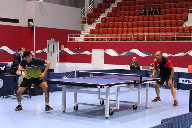 انتصار البحرين وسار وتوبلي في الجولة 6 لكرة الطاولة