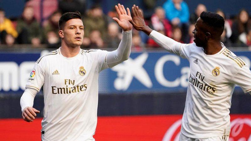 ريال مدريد يعيد مهاجمه إلى فريقه السابق