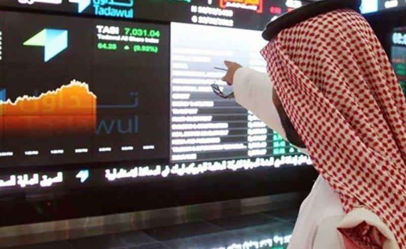 مؤشر سوق الأسهم السعودية يغلق مرتفعًا
