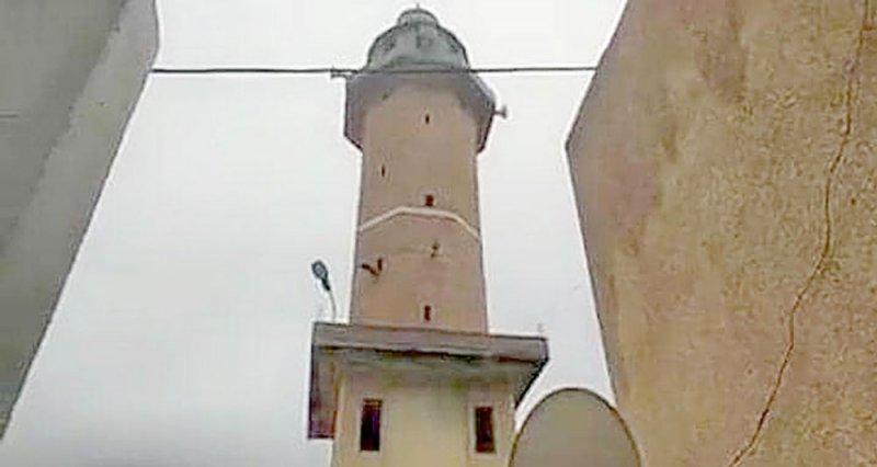 """مسجد في الجزائر يبث أغاني احتفالا بـ """"يناير"""""""