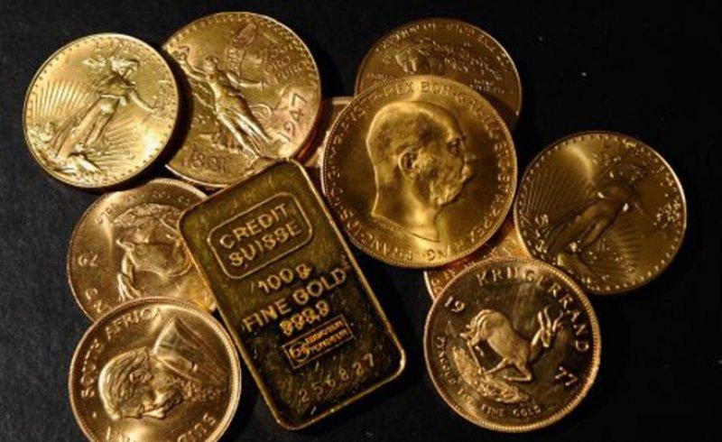 سعر الذهب يتراجع واحدا بالمئة مع صعود الدولار