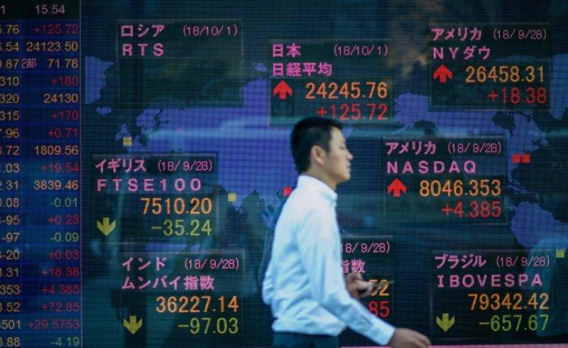 الأسهم اليابانية تسجل أعلى مستوى في 30 عاما