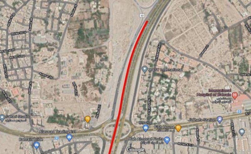 الأشغال: غلق عدد من مسارات الشوارع للعمل على تطويرها