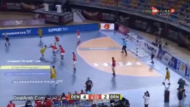 تابع البث المباشر: مباراة منتخبنا الوطني مع نظيره الدانماركي