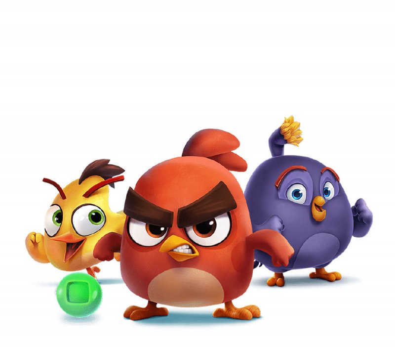 """Rovio"" تعود بإطلاقها لعبة ""Angry Birds Journey"""