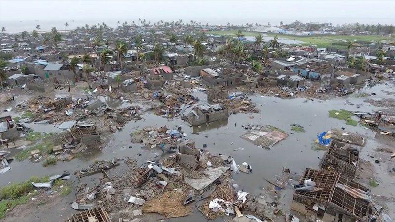 """مصرع 9 أشخاص جراء إعصار """"إيلويز"""" شرق افريقيا"""