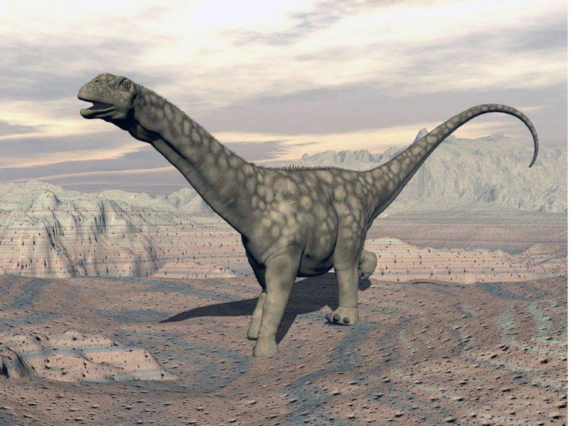 اكتشاف أكبر ديناصور على الإطلاق في الأرجنتين